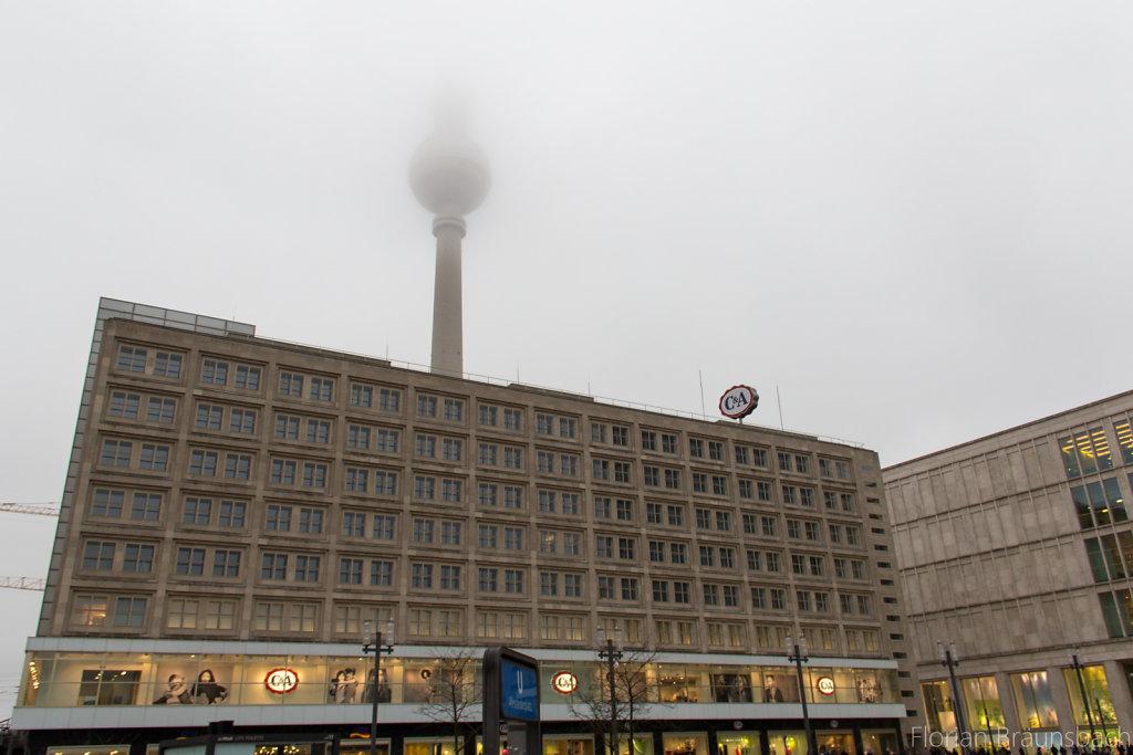 C&A am Alexanderplatz