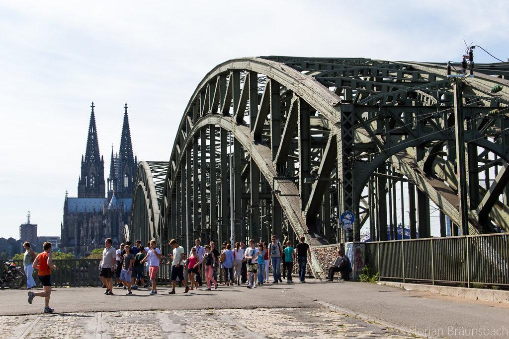 Hohenzollerbrücke