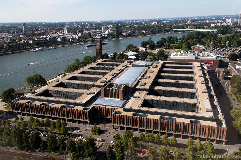RTL Hauptsitz in Köln